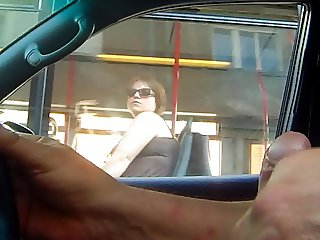 Flash Dick to Bus Girl