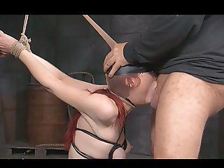 VM BDSM Deep Throat Face Fuck Training