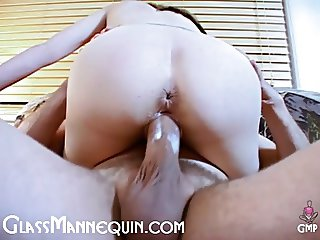 Old Man's Cock Too Big For Shy Skinny Teenager