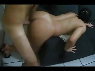 Pawg pounding while hubby films
