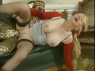 Hot busty mature whore gets fucking dirty