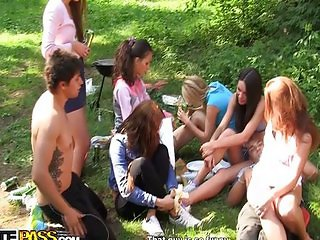 Russian StudentSexParties - Students Fuck At