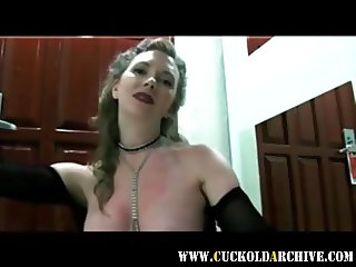Cuckold Archive - busty MILF pleasuring BBC bull