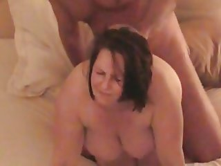 BBW Doggy and facial
