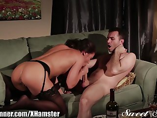 SweetSinner Adriana and James Passionate and Erotic