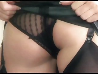 BORDERLINE - hardcore porn music video lingerie stockings