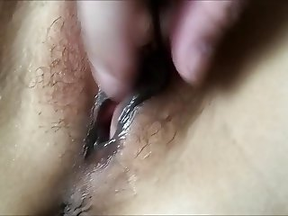 Chinese pussy play
