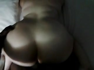 PAWG american mom gets it doggy