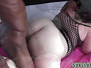 2 Black Bulls + 1 white anal whore = fun