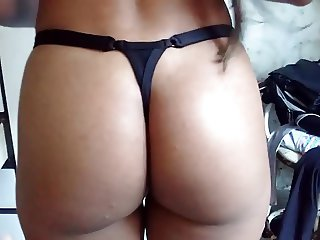 MILFY showing off new thong
