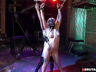 BrutalClips - Tory Lane Tied And Fucked