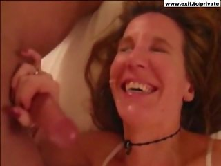 It is raining cum on faces married wives