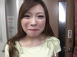 Japanese Slut Sena Ayumu Swallows Cum
