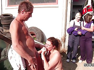not Mom and dad Show not her daughters How to Fuck Outdoor