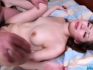 Yuu Sakura loves getting fucked in harsh mann