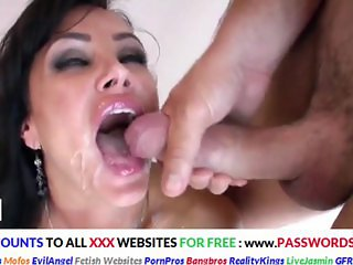 Lisa Ann Hot Cumshot Compilation HD