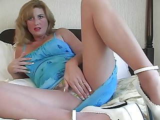 Pantyhose delight II