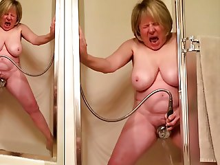 Mom's slow motion orgasm heaven