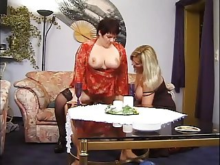 German Housewives with Mega Boobs