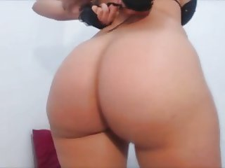 Sexy Apple Azz Latina