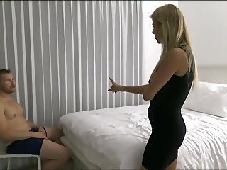 Stepson fucks Stepmom hard