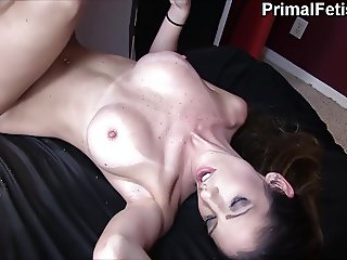 Dava Foxx's Orgasmic Massage