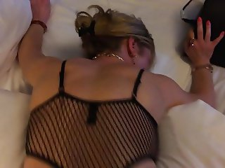 Blonde gets Fucked to Massive Orgasm part 1