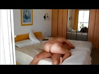 Cheating wife on real hiddencam