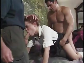 SB3 Stepdaughter Gets Fucked By Boyfriend And Stepdad !
