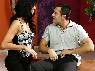 Sorana gets her tight asshole penetrated deep and hard