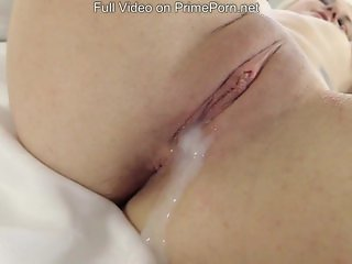 Teen Blonde - First time on camera