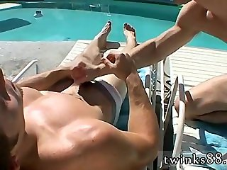 Brazil gay sex drink cum videos first time