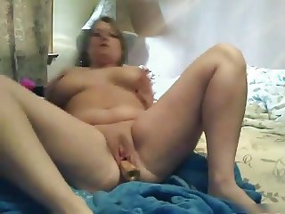 Found video in PC of this Chubby BBW squirting pussy
