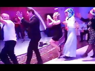 Turkish hijap dance