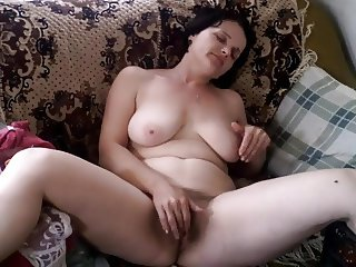 Amateur Mature Masturbation