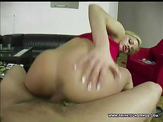 Britney Squirts in the Private Porn Audition