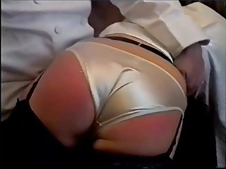 Two for the Crop Nylon Panties