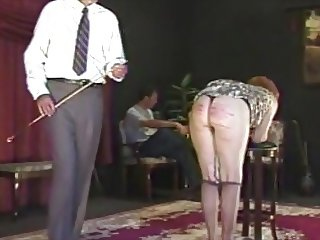Roxanne's Severe Caning