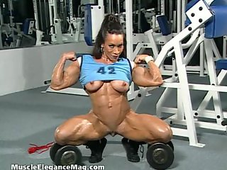 Denise Masino 18 - Female Bodybuilder