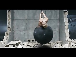 Miley Cyrus in Wrecking Ball