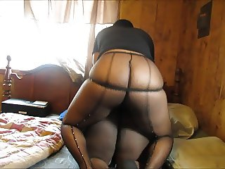 Stuffing my turkey ass preview