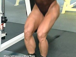 Denise Masino 02 - Female Bodybuilder