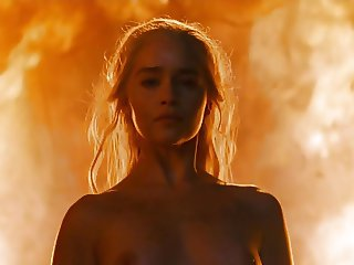Nudity scenes from Game of Thrones season 6