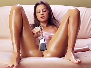 oil orgasm she wants fuck