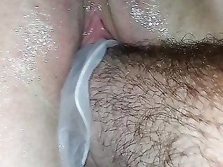 fist fucking my sexy wife again