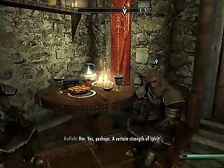Skyrim naughty playthrough part 2
