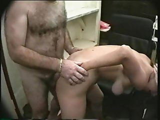 Horny Daddy Even Hairy