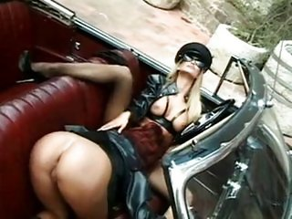 Women in Latex Have Fun