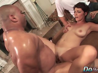 Housewife banged by a black guy