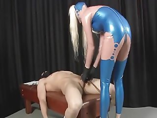 Femdom Domination Cock Sounding